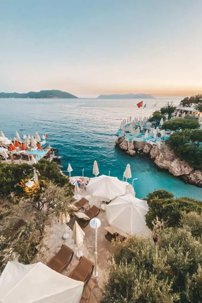 Kas Turkey Best holiday destinations in turkey