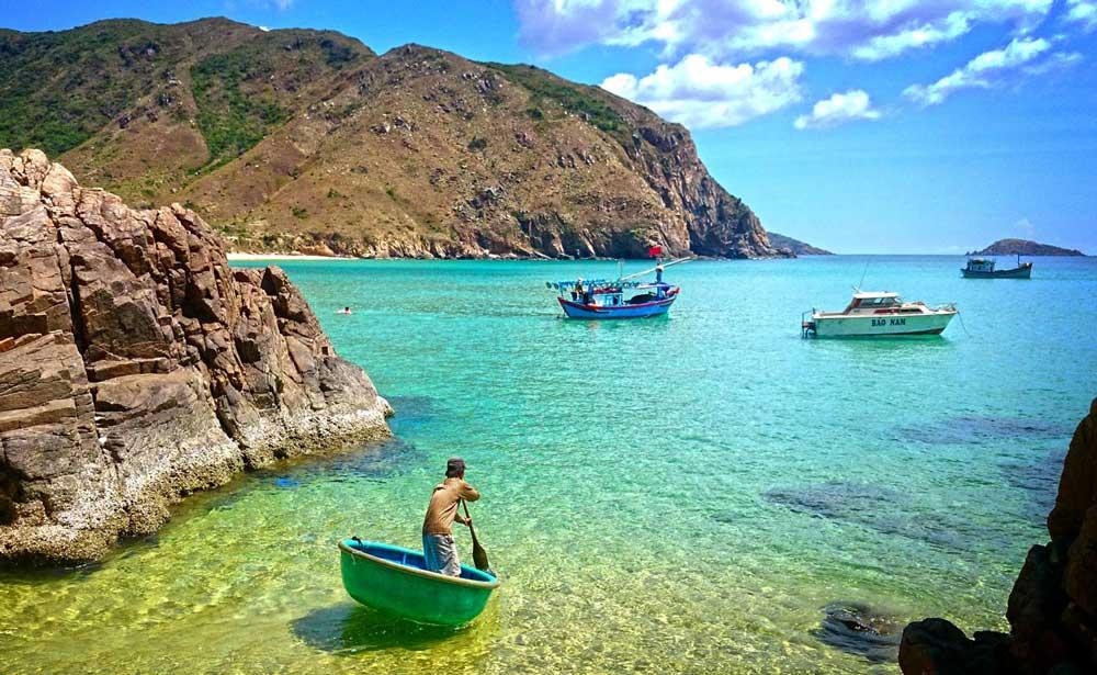 Ky Co Beach best beaches in Vietnam