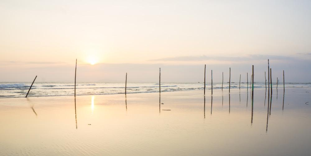 Lang Co Beach in Vietnam Fishing Village Beach best beaches in Vietnam