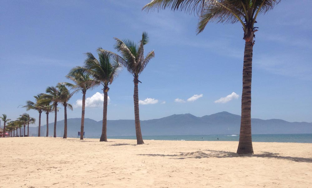My Khe Beach best beaches in Vietnam