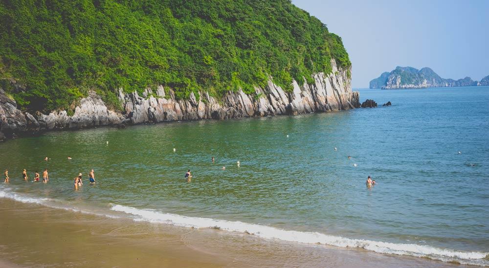 Ngoc Vung Beach best beaches in Vietnam