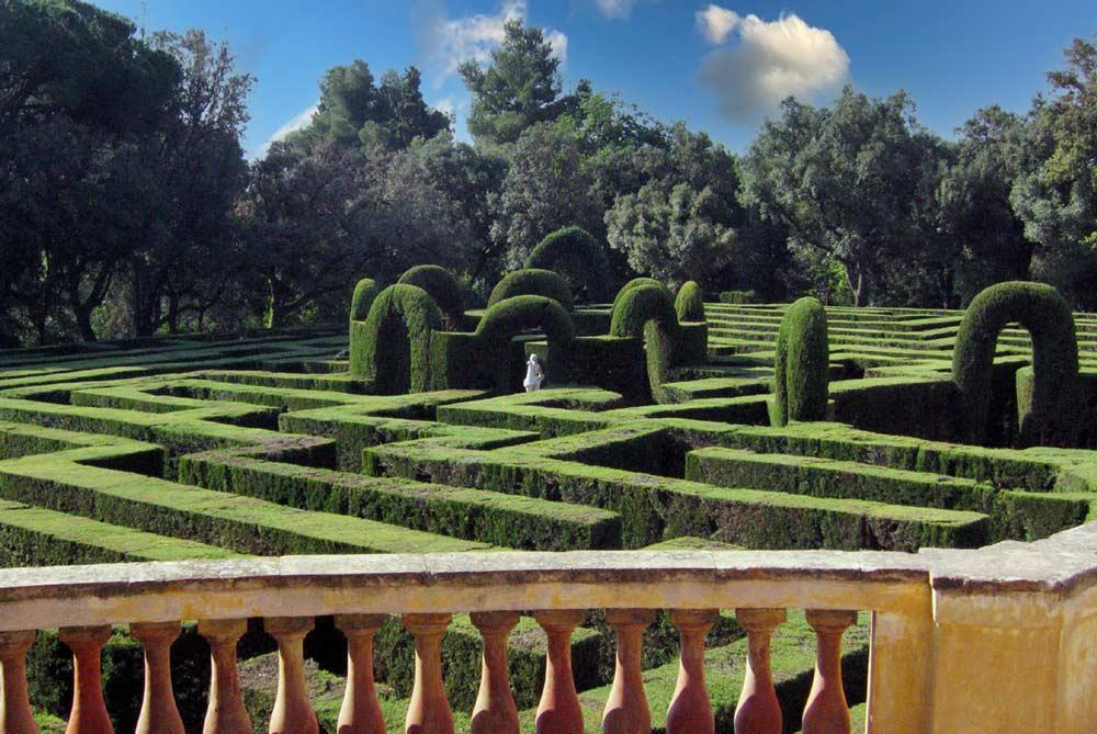 Parque Laberint d'Horta