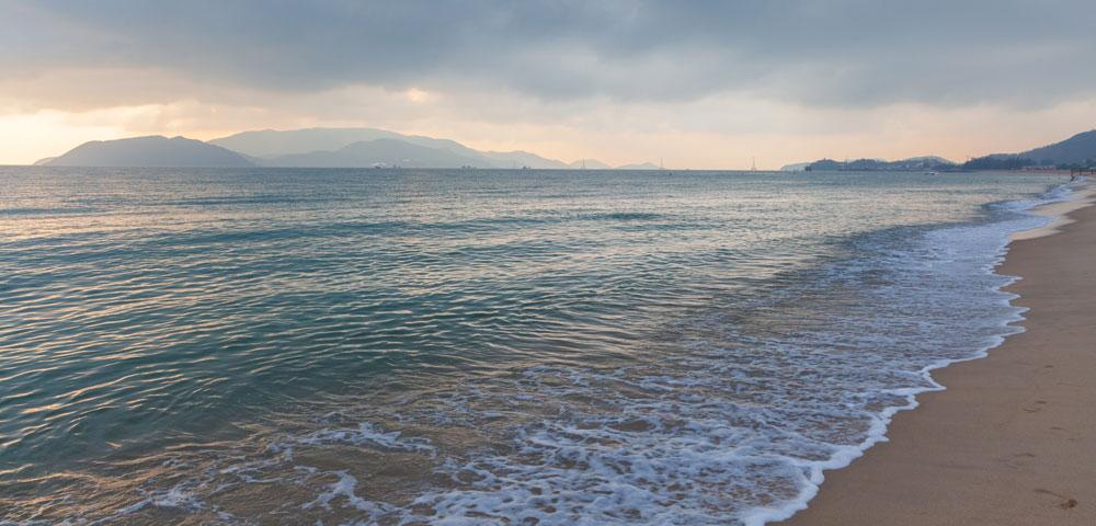 Thien Cam Beach Beach best beaches in Vietnam