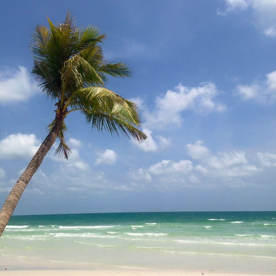 Bai Sao Beach best beaches in Vietnam