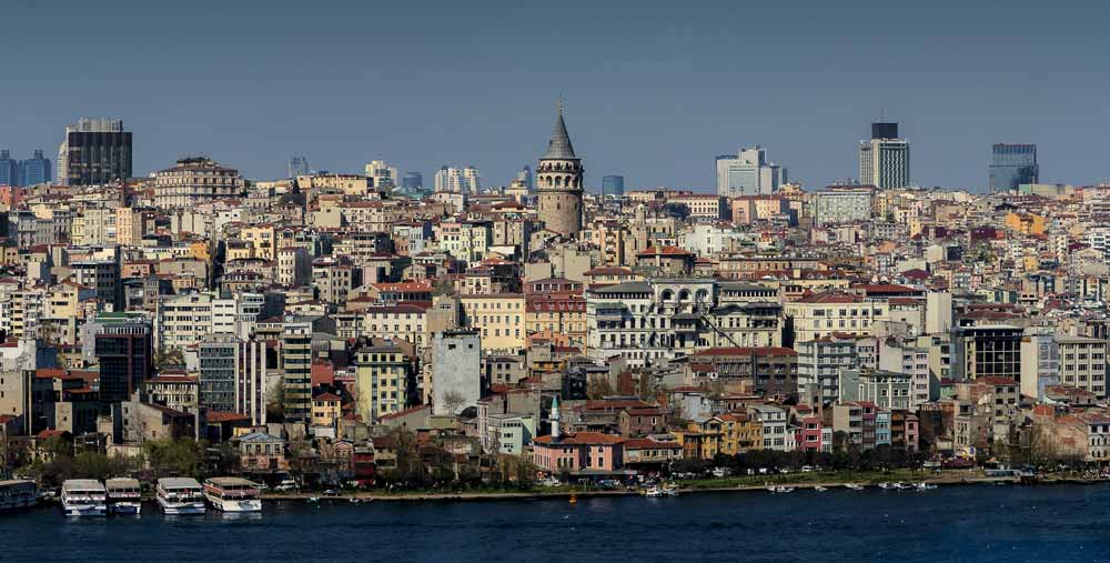 Cityscape of Istanbul Best holiday destinations in turkey