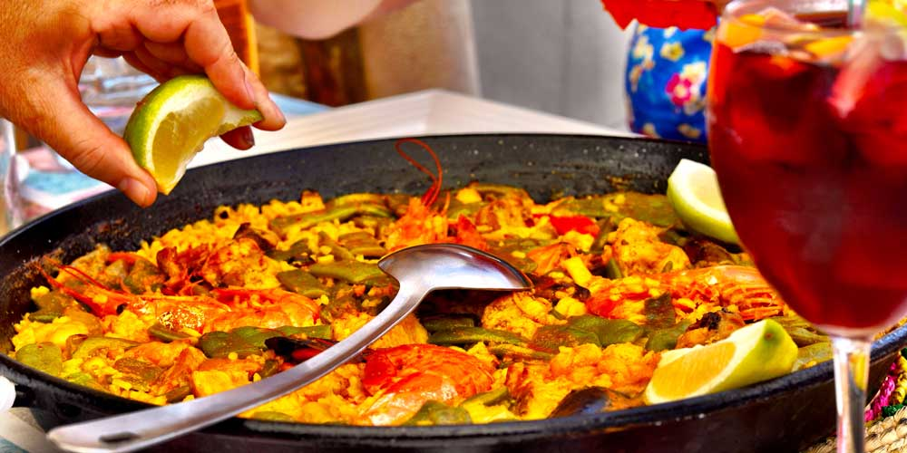 Barcelona food guide