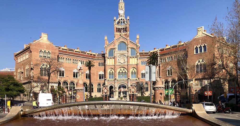 Sant Pau Recinte Modernista Hidden gems in barcelona