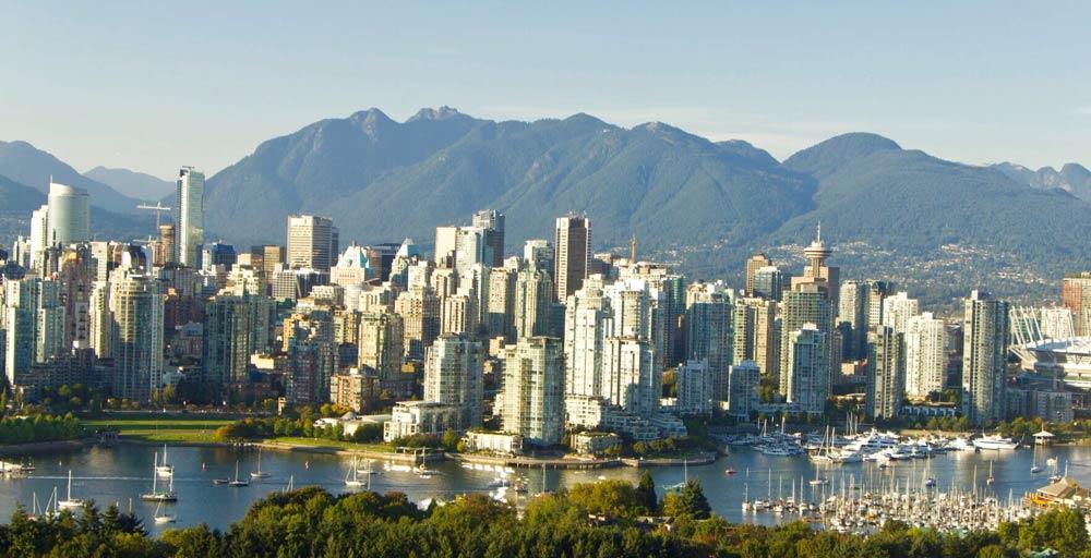 Vancouver best cities in canada