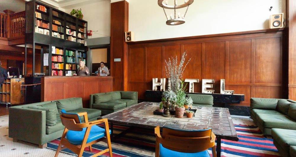 ACE HOTEL IN PORTLAND