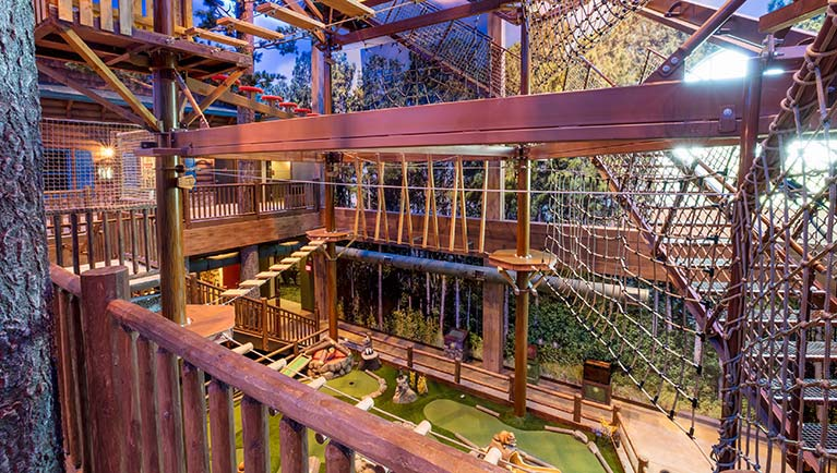 Great Wolf Lodge resort most unique hotels in the us