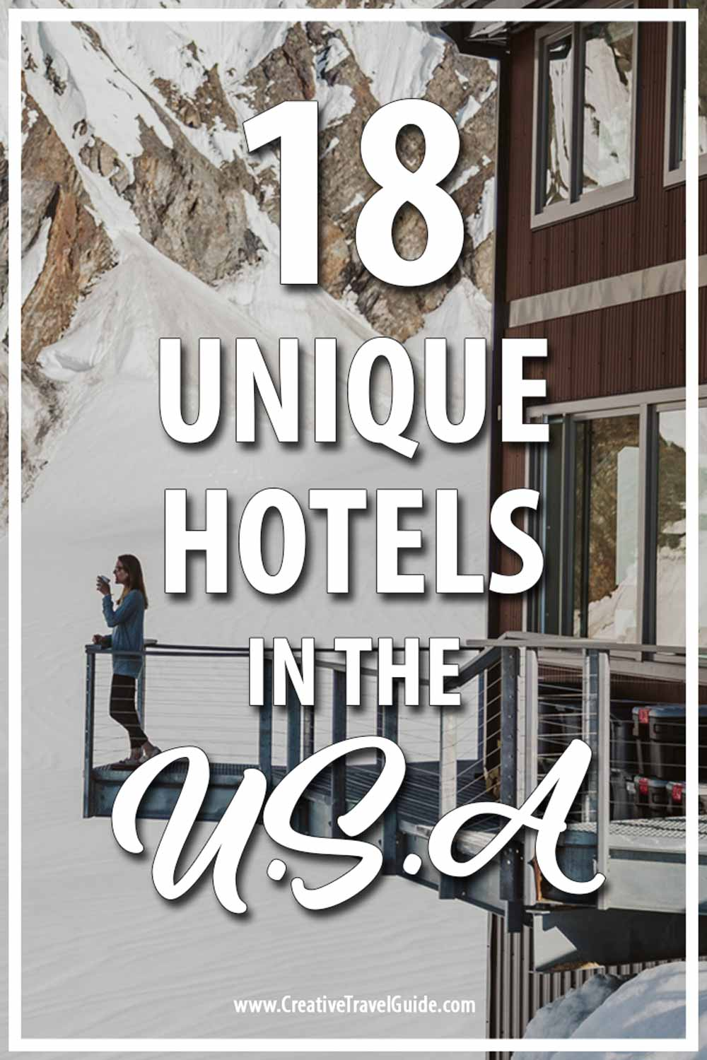 most unique hotels in the us