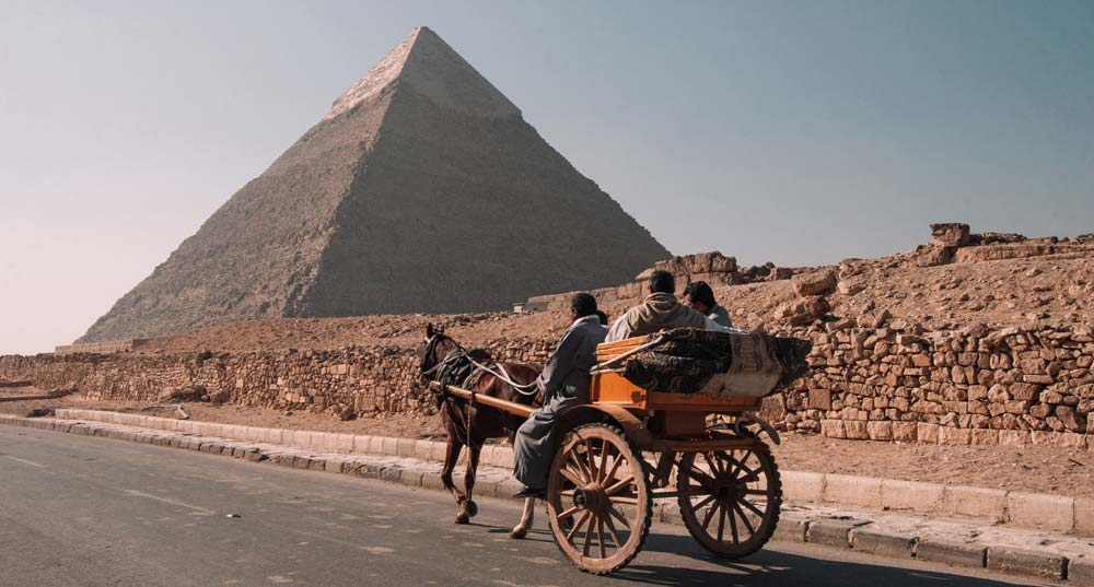 Pyramids in Egypt How to plan a trip to Egypt