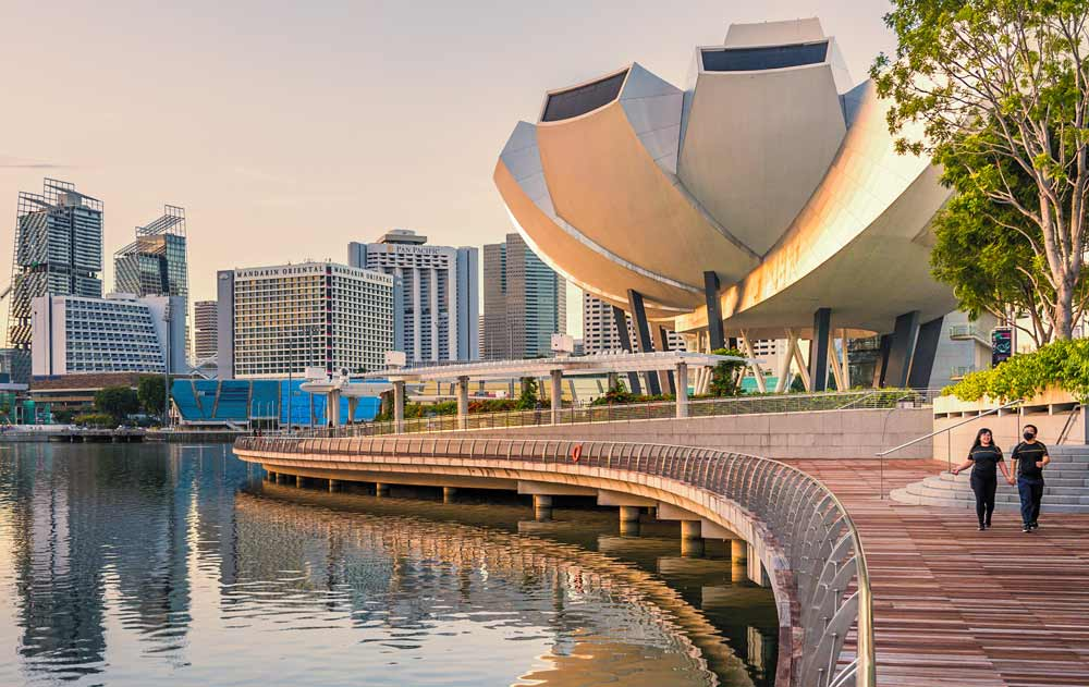Singapore visitor visa