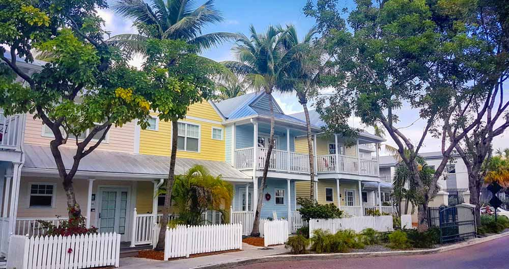 Accommodation in key West