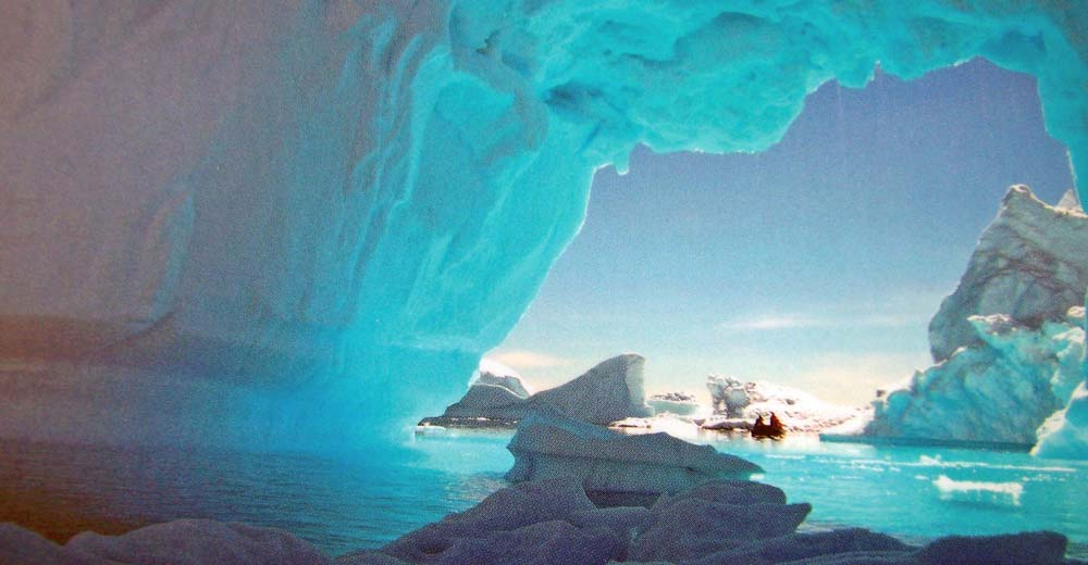 how to visit Antartica