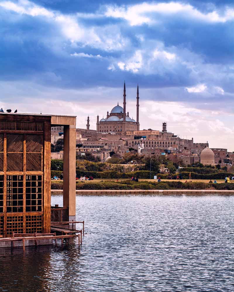 3 days in Cairo itinerary