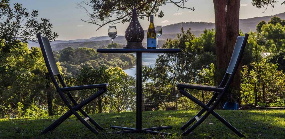 Australia wine drinking