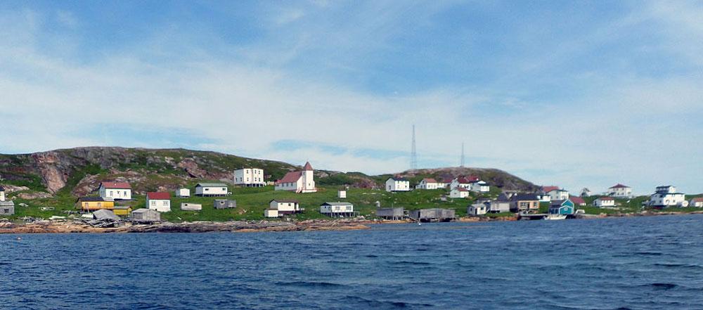 Battle Harbor, Labradorin canada