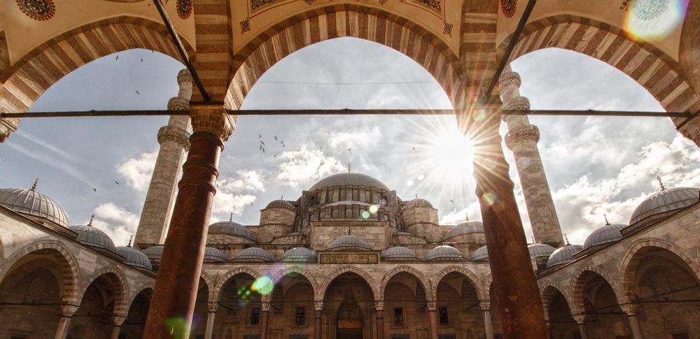 Suleymaniye Mosque One day in Istanbul