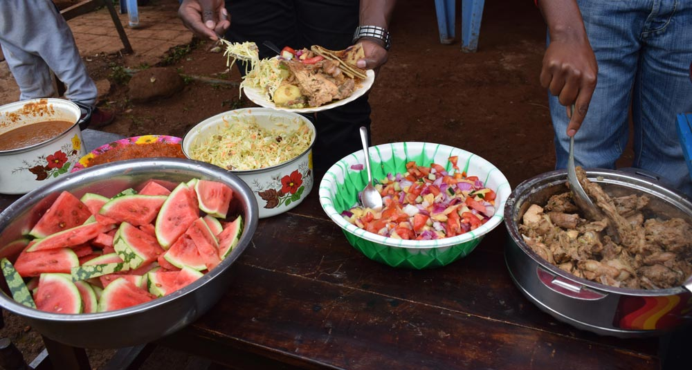 food in kenya