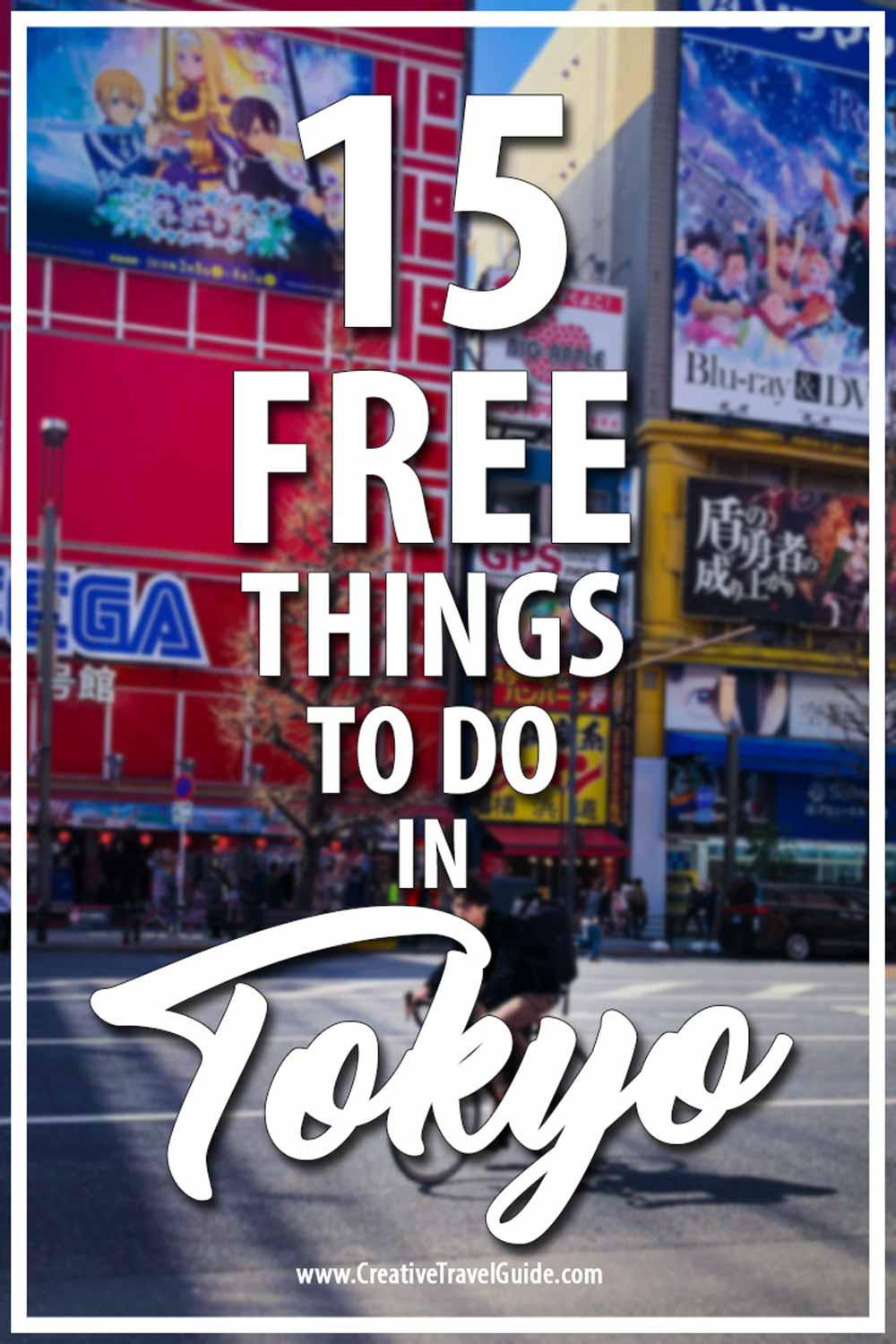 Free things to do in Tokyo, Japan
