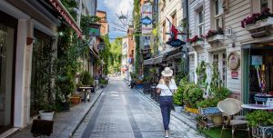Exploring Istanbul for one day