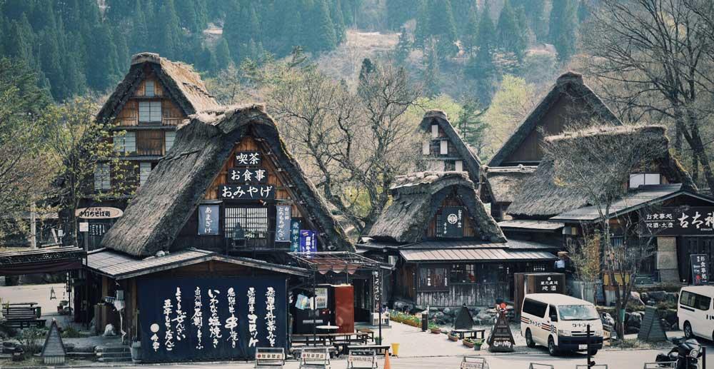 Shirakawa-go Japan