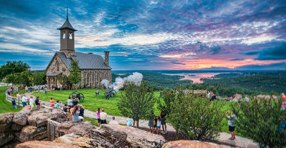 Branson countryside best places to visit in Missouri