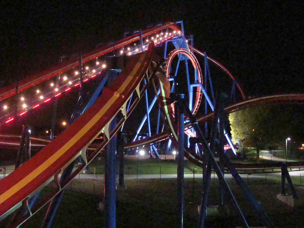 World of Fun best places to visit in Missouri