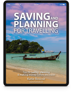 Creative Travel Guide - Free Ebook iPad
